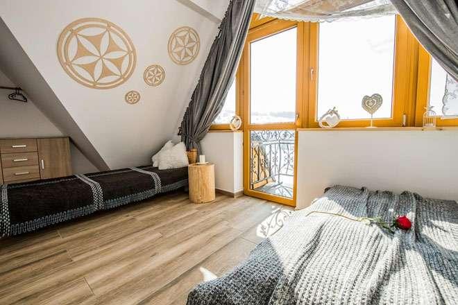 Dom dla całej rodziny w górach Zakopane