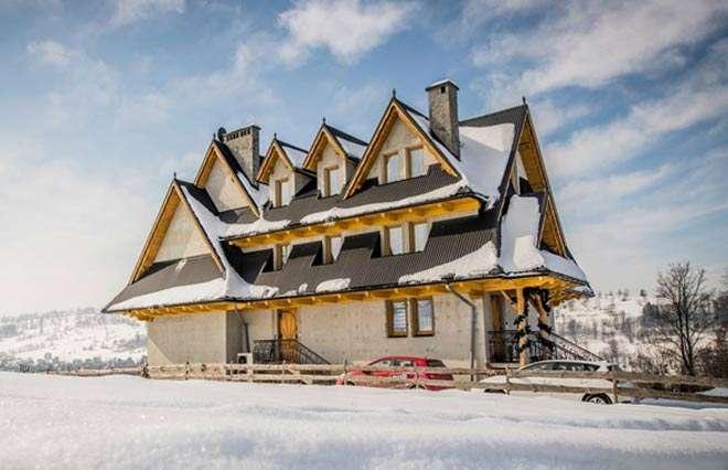 Tani dom na wynajem Biały Dunajec obok Zakopanego